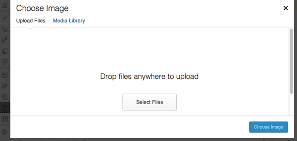 WordPress 3.5 Media Uploader