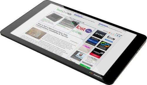 The CrunchPad by TechCrunch.com