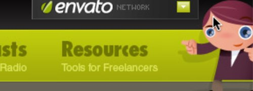 Edge Effect on Freelance Switch