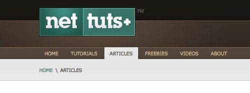 Gradients on Net.Tuts+
