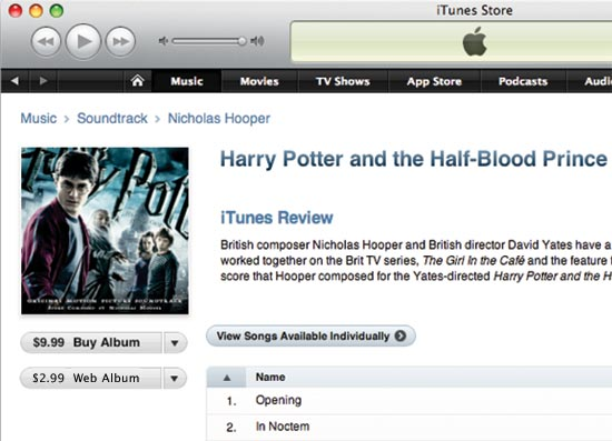 iTunes + Lala